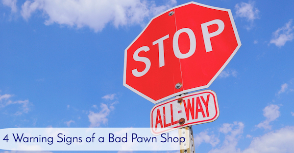 how to spot a bad pawn shop 4 warning signs lambert pawn. Black Bedroom Furniture Sets. Home Design Ideas