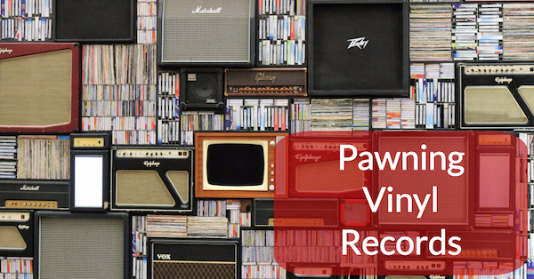 Pawning Vinyl Records
