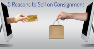 Reasons to Sell on Consignment